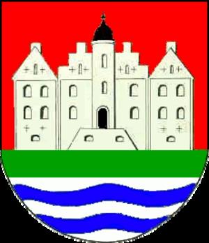 Breitenburg - Image: Breitenburg Wappen