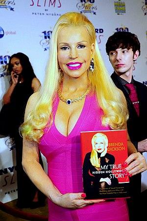 Brenda Dickson - Brenda Dickson Oscar Party 2014