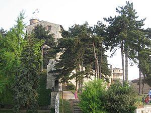 Brescia Castle Park