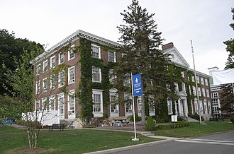 Hartwick College - Breese Hall at Hartwick College