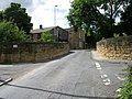 Bridge TJC3-239 - Pottery Lane, Woodlesford - geograph.org.uk - 841881.jpg