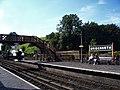 Bridgnorth Station on the Severn Valley Steam Railway - panoramio.jpg