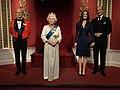 British Royal Family at Madame Tussauds London 2019-07-17.jpg