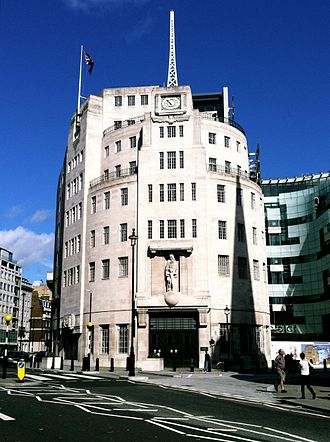 BBC World Service - The BBC World Service is located in Broadcasting House, London.