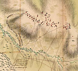 Chickasaw Campaign of 1736 - Battle of Ackia, 26 May 1736