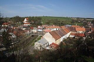 Brtnice,  Vysočina, Czechia