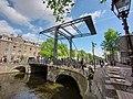 Brug 222 Aluminiumbrug, in de Staalstraat over de Kloveniersburgwal foto 2.jpg