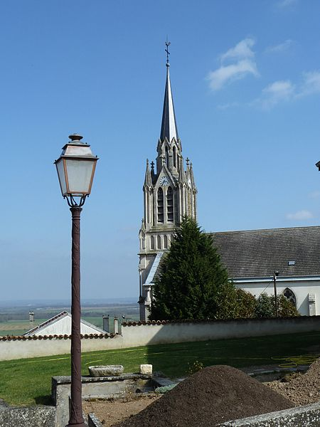 Bruley eglise Saint-Martin