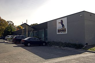 Brumbies - Brumbies previous headquarters in Griffith, Australian Capital Territory.