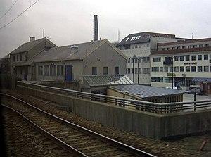 Bryne Station - Image: Bryne stasjon