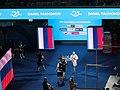 Budapest2017 fina world championships 200butterfly Daniil Pakhomov Russia.jpg