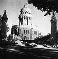 Budapest XII., Jánoshegy, Erzsébet kilátó. Fortepan 12072.jpg