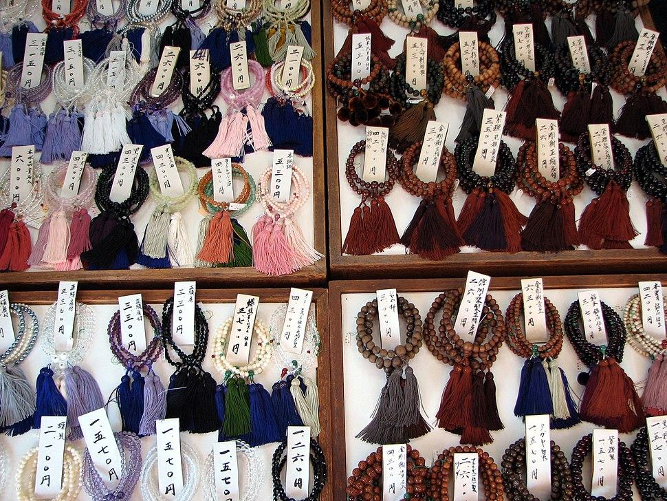 Buddhist prayer beads for sale