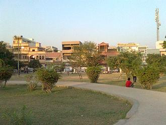 North Nazimabad Town - Buffer Zone