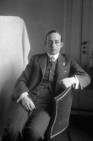 Ernst Rüdiger Starhemberg - Ernst Rüdiger Camillo Starhemberg, 1932