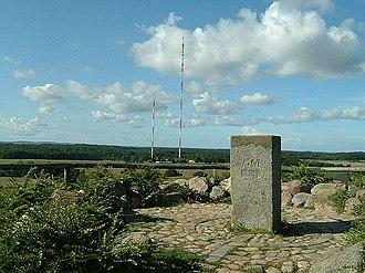 Bungsberg - Image: Bungsberg 16