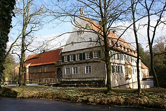 Clemens August Graf von Galen - Galen was one of thirteen children born to an old aristocratic family in Burg Dinklage.
