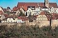 Burgstraße, Ansicht von Westen Rothenburg ob der Tauber 20181228 003.jpg