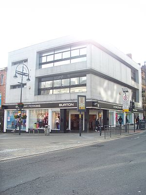 Dorothy Perkins - A Dorothy Perkins shared with Burton on Briggate in Leeds.