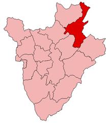 ムインガ県--Burundi Muyinga (before 2015)