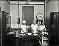 Burwood Girls High School (Burwood Central Domestic Science School) - cooking class (28678307176).jpg