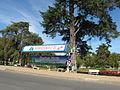 Bus stop, near Xuan Huong Lake.JPG