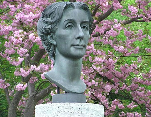 Bust of Cosima Wagner