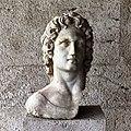 Bust of the sun-god Helios. 2nd cent. A.D.jpg