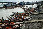 Bustling jetty of Yangon (5089222563).jpg