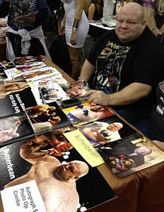 Butterbean.New York Comic con 2012.jpg