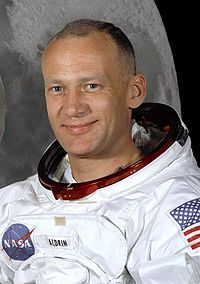 Buzz Aldrin (C) Wikipedia / NASA