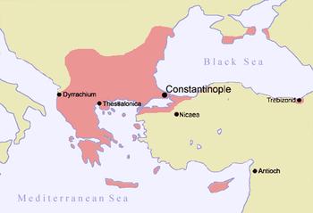 The Byzantine Empire 1081