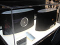 CES 2012 - Ferrari Cavallino GT1 Air wireless speakers (6937499313).jpg