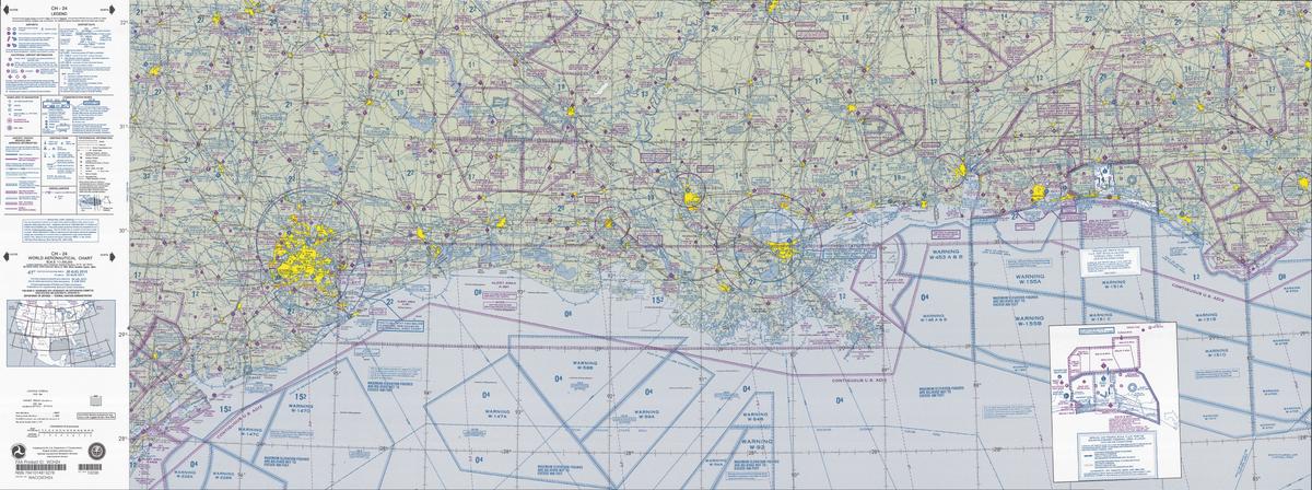 World aeronautical chart wikipedia