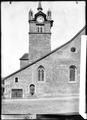 CH-NB - Avenches, Église, Façade, vue partielle - Collection Max van Berchem - EAD-7182.tif