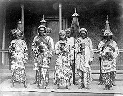 Pendeta Tengger pada masa Hindia Belanda