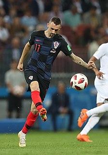 Marcelo Brozović Croatian footballer