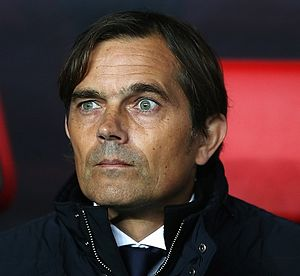 Phillip Cocu - Cocu in 2015