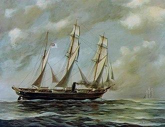 CSS Alabama - Image: CSS Alabama