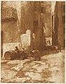 CW05-02 - Robert Demachy, Street in Mentone, 1904.jpg