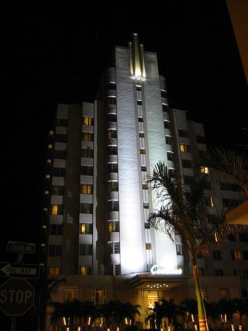 Hotel Courtyard Cadillac Miami Beach Oceanfront