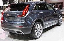 Cadillac Xt4 Wikipedia