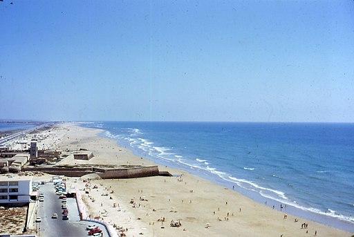 Cadiz playa 01 1972 by-dpc