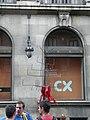 Caixa Catalunya - Correfoc infantil i preparatius del correfoc gran P1160670.JPG