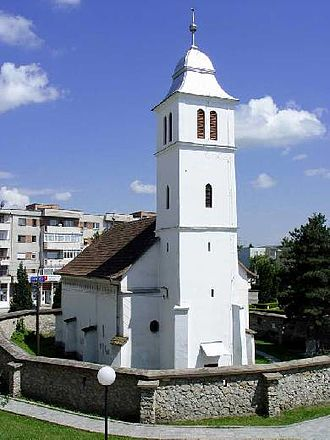 Reformed Church in Romania - Image: Campia Turzii Bis Ref Calv