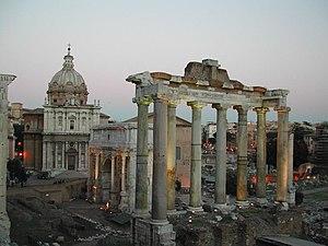 Forum Romanum Wikipedia Wolna Encyklopedia