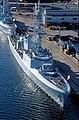 Canadian Destroyer HMCS Nipigon, Frigate Halifax Naval Dockyard c 1991.jpg