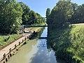 Canal Ourcq Vert Galant Villepinte Seine St Denis 1.jpg
