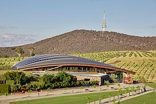 National Arboretum Canberra arboretum in Canberra, Australian Capital Territory, Australia