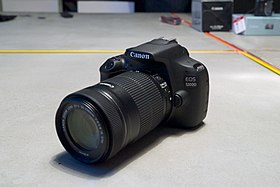Image illustrative de l'article Canon EOS 1200D